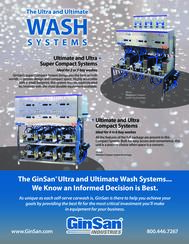 GinSan Gin San Self Service texas car wash equipment