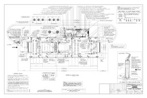 texas car wash equipment express tunnel building drawing 3