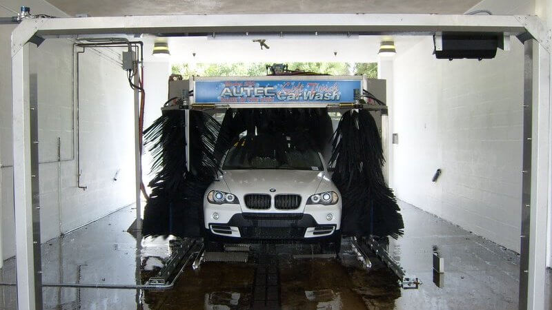 Texas auto dealer soft touch tunnel