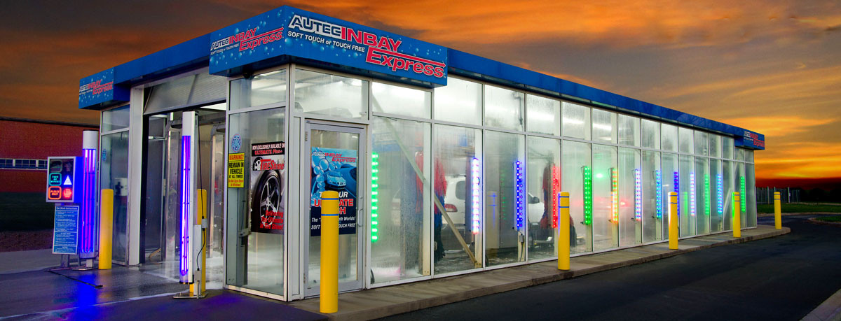 texas autec inbay express car wash distributor