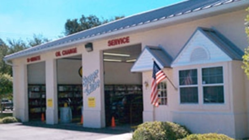 Texas car wash quick lube center supplier