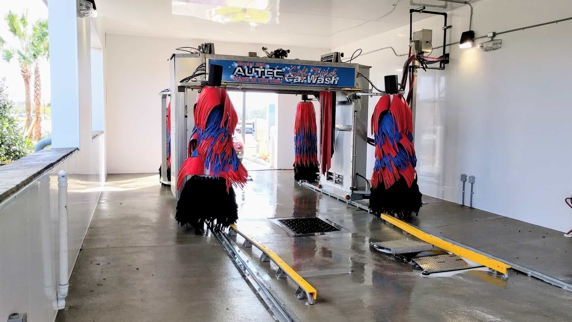 Texas car wash auto dealer supplier