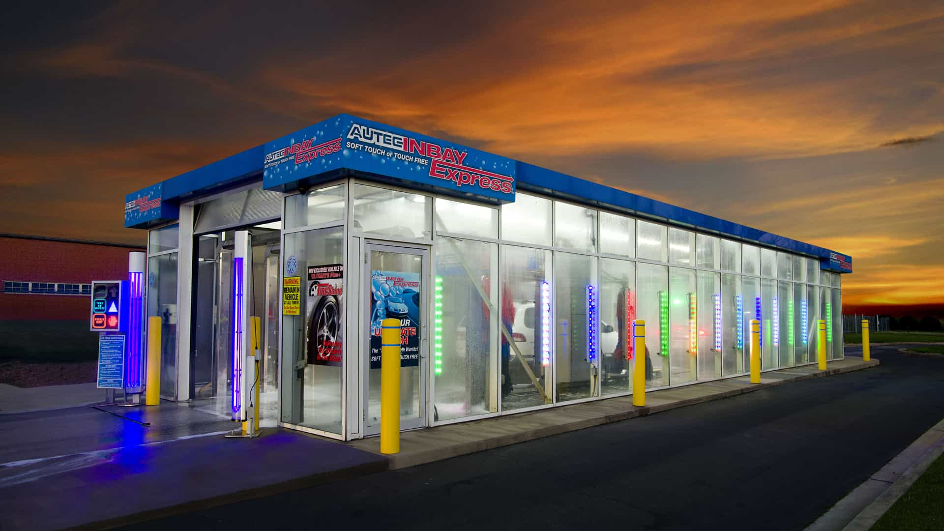 Forth Worth Texas car wash auto dealer