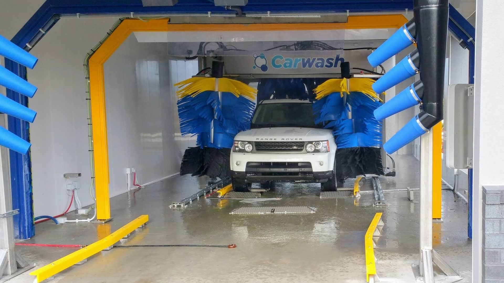 Texas car wash auto dealer