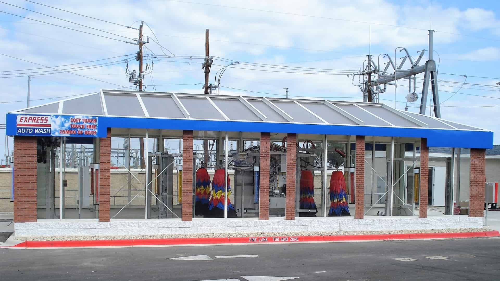 Texas car wash convenience store supplier