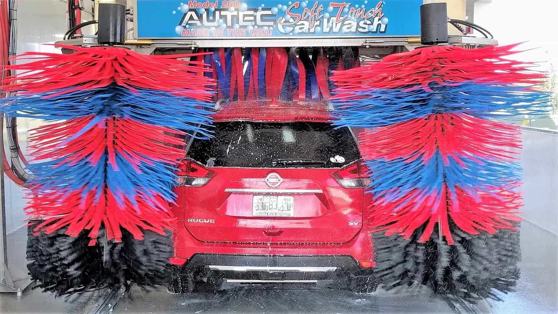 Self Service Car Wash Fort Worth